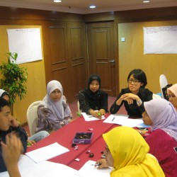 Malaysian Workshop with Ministry and other Government departments